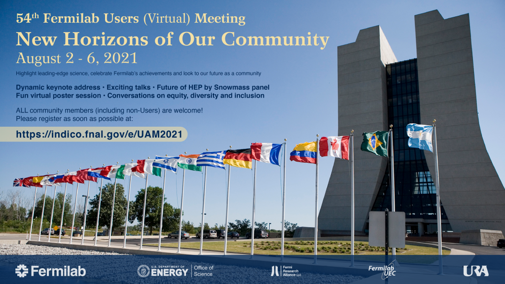 54th Annual Users Meeting flyer